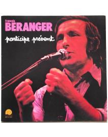FRANCOIS BERANGER - PARTICIPE PRÉSENT