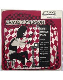 JAMES P. JOHNSON - EARLY HARLEM PIANO