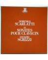 SCARLATTI - 32 SONATES POUR CLAVECIN  (LUCIANO SGRIZZI)