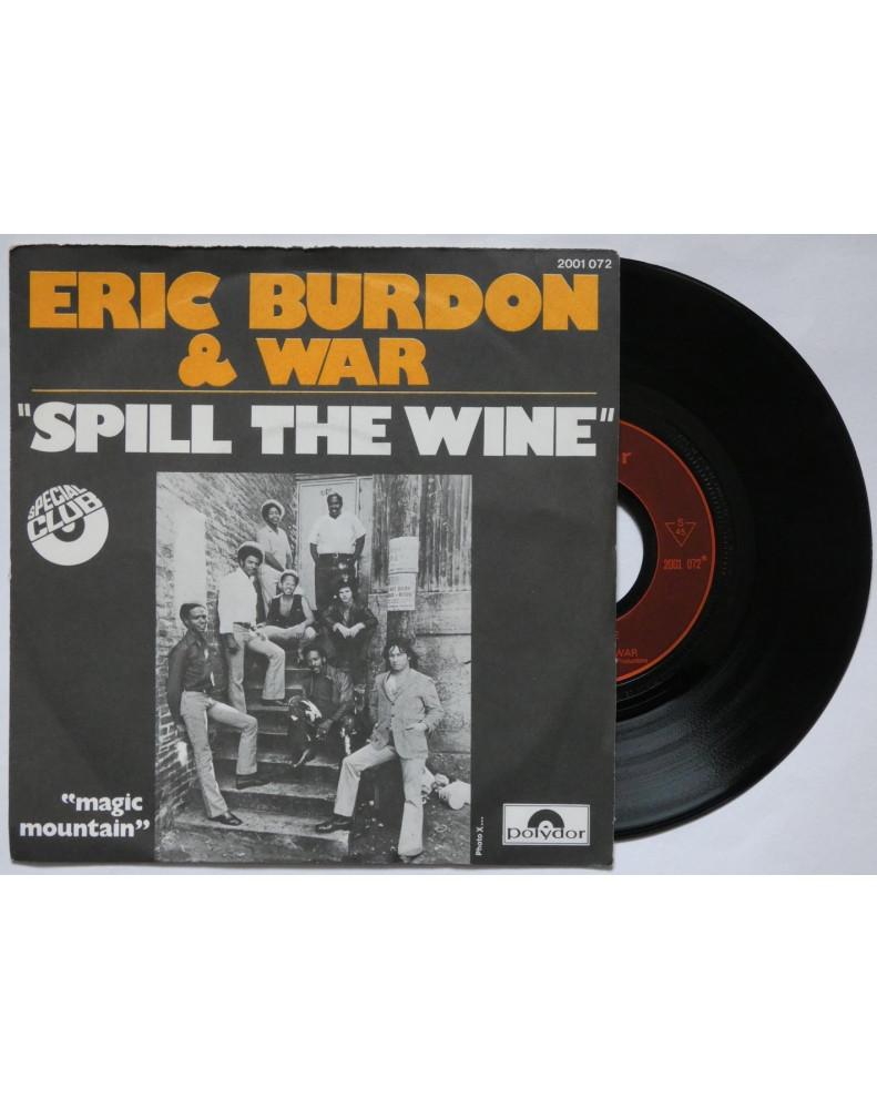 ERIC BURDON & WAR - SPILL THE WINE