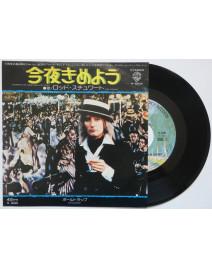 ROD STEWART - TONIGHT'S THE NIGHT (GONNA BE ALRIGHT) (Pressage Japon)