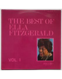 ELLA FITZGERALD - THE BEST OF ELLA FITZGERALD VOL. I