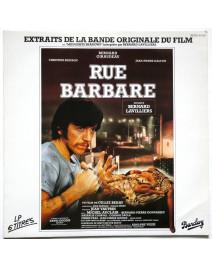 BERNARD LAVILLIERS - RUE BARBARE (Extraits de la Bande Originale du Film)