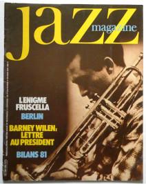 JAZZ MAGAZINE N°305 MARS 1982