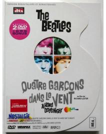(DVD ) THE BEATLES -  QUATRE GARÇON DANS LE VENT (A HARD DAY'S NIGHT)