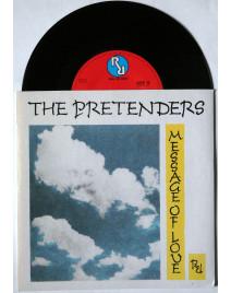 THE PRETENDERS - MESSAGE OF LOVE (Pressage UK)