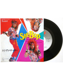 CYNDI LAUPER - SHE BOP (Pressage Japon)