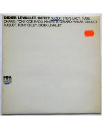 DIDIER LEVALLET OCTET - SCOOP