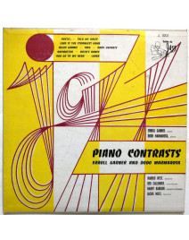 ERROLL GARNER TRIO - PIANO CONTRASTS