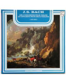 BACH - Les 2 Concertos pour Violon, Le Concerto pour Deux Violons (I Musici)