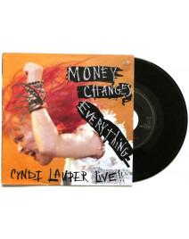CYNDI LAUPER - MONEY CHANGE EVERYTHING (Live)