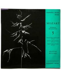 MOZART - INTÉGRALE DES QUATUORS 5 (Quatuor Bulgare)