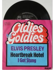 ELVIS PRESLEY - HEARTBREAK HOTEL / I GOT STUNG