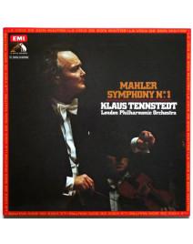MAHLER - SYMPHONY N°1 (London Philharmonic Orchestra, Klaus Tennstedt)