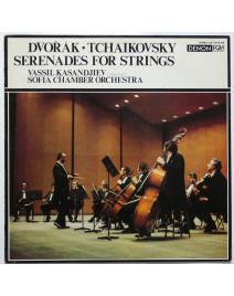 DVORAK / TCHAIKOVSKY - SERENADES FOR STRINGS (Vassil Kasandjiev, Sofia Chamber Orchestra)