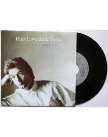 HUEY LEWIS & THE NEWS - PERFECT WORLD