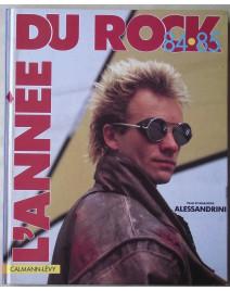 L'ANNEE DU ROCK 84-85
