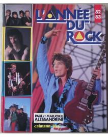 L'ANNEE DU ROCK 82-83