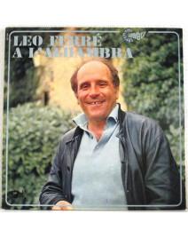 LÉO FERRÉ - A L'ALHAMBRA