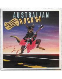 AUSTRALIAN ROCK 84 (VARIOUS)