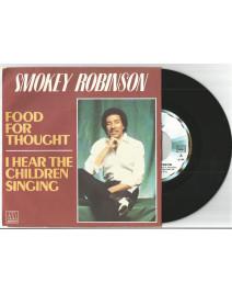 SMOKEY ROBINSON - FOOD FOR THOUGHT