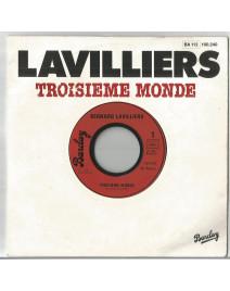 BERNARD LAVILLIERS - TROISIEME MONDE
