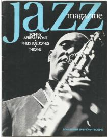 JAZZ MAGAZINE N°163 FEVRIER 1969
