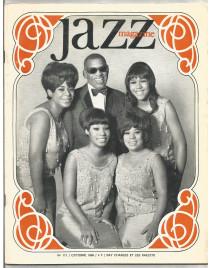 JAZZ MAGAZINE N°171 OCTOBRE 1969