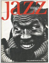 JAZZ MAGAZINE N°162 JANVIER 1969